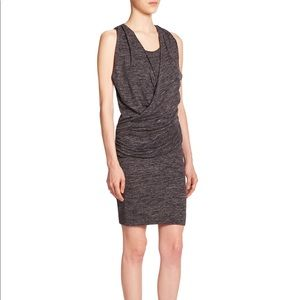 30545299bfe Burberry. Burberry Brit Gray Janey Jersey Dress